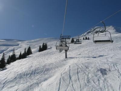 Ski Urlaub im Winter